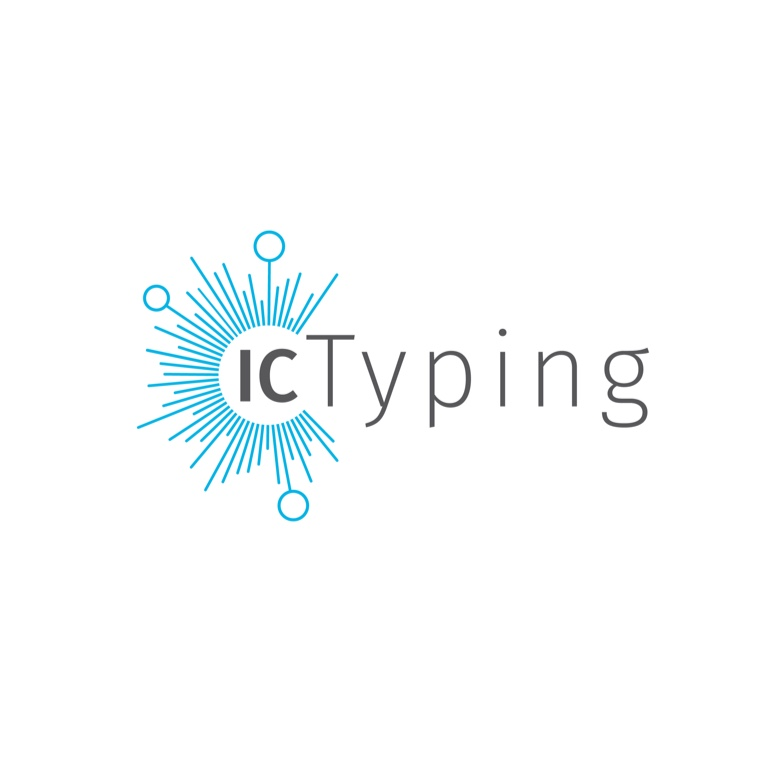 ic typing logo